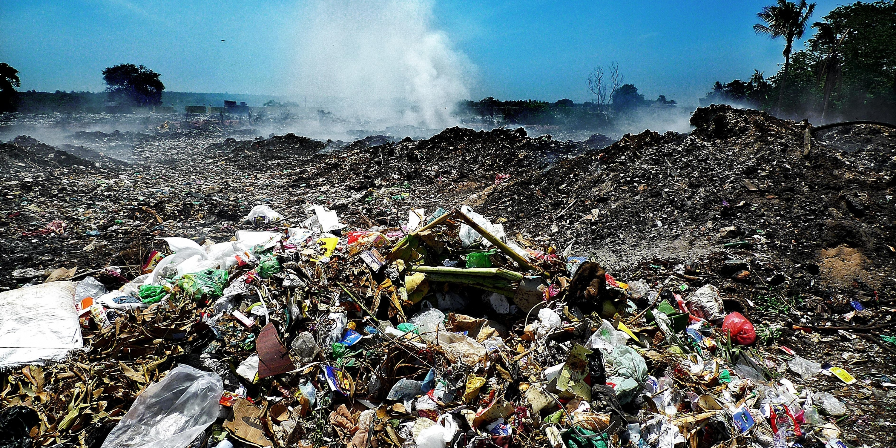 A dream of a world where the concept of waste no longer exists